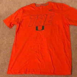 Nike men's Miami shirt
